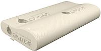 Ортопедическая подушка Kondor Memory Foam 60x40 -