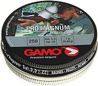 Пульки для пневматики Gamo Pro-Magnum / 6321725 (250шт) -