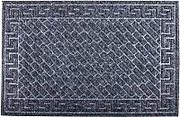 Коврик грязезащитный Pobji Emporium Poly Ribbed Carpet PBJ-1284 (0.45x0.75, серый) -