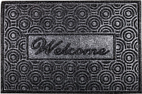 Коврик грязезащитный Pobji Emporium Poly Ribbed Carpet PBJ-1317 (0.4x0.6, серый) -