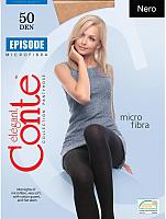 Колготки Conte Elegant Episode 50 (р.4, nero) -