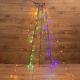 Светодиодная гирлянда Neon-Night Елочная 235-089 (1.8м, мультиколор) -