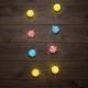Светодиодная гирлянда Neon-Night Карамельки 303-082 (1.5м, теплый белый) -