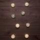 Тайские фонарики Neon-Night Вельвет 303-087 (3.5м, теплый белый) -