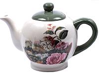 Заварочный чайник Home Line Цветы HC718R-R01 -