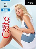 Колготки Conte Elegant Solo 70 (р.3, nero) -