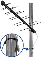 Цифровая антенна для тв Дельта Н111-02 с F-коннектором -