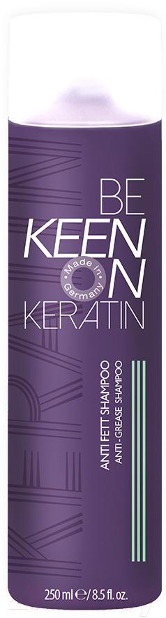 Купить Шампунь для волос KEEN, Для жирных волос (250мл), Германия