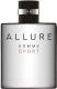 Туалетная вода Chanel Allure Homme Sport (100мл) -