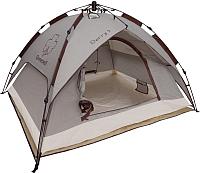Палатка GREENELL Дерри 3 (коричневый) -