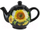 Заварочный чайник Белбогемия Подсолнечник L2520773 / 90826 -