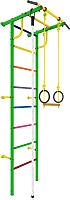Детский спортивный комплекс Rokids Роки-3ц (зеленый) -