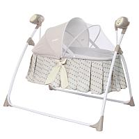 Качели для новорожденных Carrello Dolce CRL-7501 (arrow beige) -