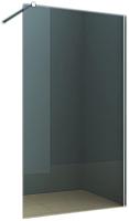 Душевая стенка Riho Novik Z400 100 / GZ4100000 (хром/прозрачное стекло) -