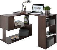 Письменный стол Domus СТР02 / dms-str02-854 (венге) -