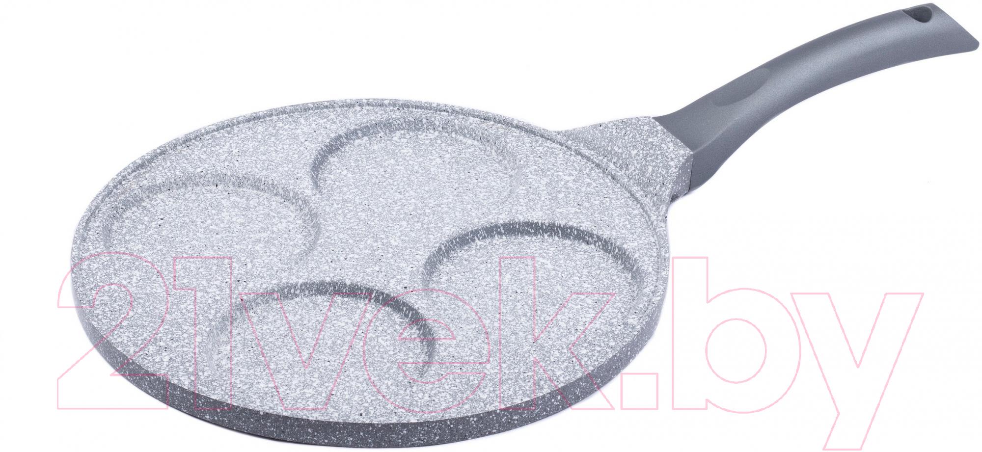 Купить Сковорода для оладий Banquet, Granite Grey 40050017, Чехия