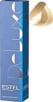 Крем-краска для волос Estel De Luxe 10/01 (светлый блондин натурально-пепельный) -