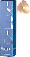 Крем-краска для волос Estel De Luxe 10/61 (светлый блондин фиолетово-пепельный) -