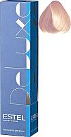 Крем-краска для волос Estel De Luxe 10/66 (светлый блондин фиолетовый интенсивный) -