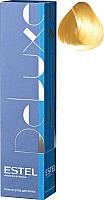 Крем-краска для волос Estel De Luxe 10/73 (светлый блондин коричнево-золотистый) -