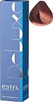 Крем-краска для волос Estel De Luxe 5/60 (светлый шатен фиолетовый для седины) -