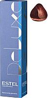 Крем-краска для волос Estel De Luxe 6/65 (темно-русый фиолетово-красный) -