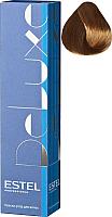 Крем-краска для волос Estel De Luxe 6/70 (темно-русый коричневый для седины) -