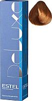 Крем-краска для волос Estel De Luxe 7/75 (русый коричнево-красный) -