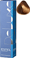 Крем-краска для волос Estel De Luxe 7/76 (русый коричнево-фиолетовый) -