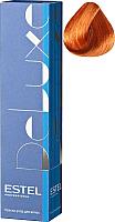 Крем-краска для волос Estel De Luxe 8/4 (светло-русый медный) -