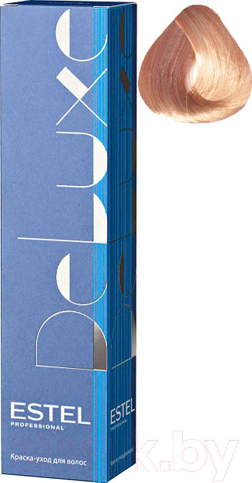 Купить Крем-краска для волос Estel, De Luxe 8/65 (светло-русый фиолетово-красный), Россия, блонд
