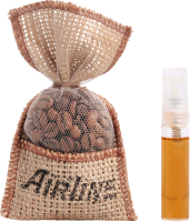 Ароматизатор автомобильный Airline Кофе в мешочке со спреем / AFCO198 (бодрящий кофе) -