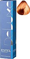 Крем-краска для волос Estel De Luxe 9/34 (блондин золотисто-медный) -