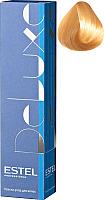 Крем-краска для волос Estel De Luxe 9/75 (блондин коричнево-красный) -