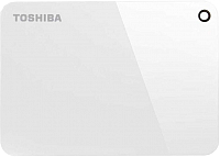 Внешний жесткий диск Toshiba Canvio Advance 4TB (HDTC940EW3CA) (белый) -