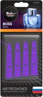 Ароматизатор автомобильный Airline Клипса-1 на дефлектор / AFKL023 (босс) -
