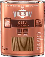 Масло для древесины Vidaron D04 Палисандр (750мл) -