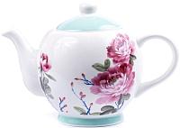 Заварочный чайник Белбогемия Wild Rose RN10012-V755 / 82353 -