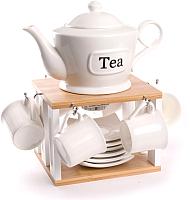 Набор для чая/кофе Белбогемия 10848629 / 77912 -