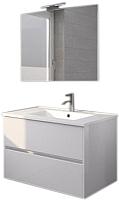 Комплект мебели для ванной Riho Porto SET 01 / FPO060DP0DP0S01 -