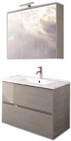 Комплект мебели для ванной Riho Porto SET 23 / FPO060DP4DP4S23 -