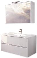 Комплект мебели для ванной Riho Porto SET 27 / FPO080DP0DP0S27 -