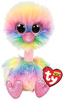 Мягкая игрушка TY Beanie Boo's Страус Asha / 36281 -