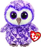 Мягкая игрушка TY Beanie Boo's Сова Moonlight / 36325 -