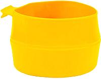 Кружка походная Wildo Fold-A-Cup Big / W11311 (лимонный) -