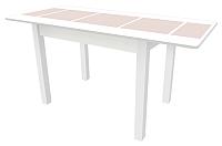 Обеденный стол Сакура Киото №19 (белый) -