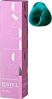 Крем-краска для волос Estel De Luxe Pastel 001 (бирюза) -