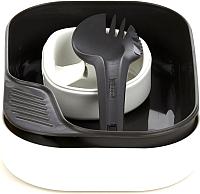 Набор пластиковой посуды Wildo Camp-A-Box Light / 6219 (белый) -