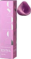 Крем-краска для волос Estel De Luxe Pastel 006 (лаванда) -