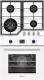 Комплект встраиваемой техники Zorg Technology BE10 LD WH + BP6 FDW WH -